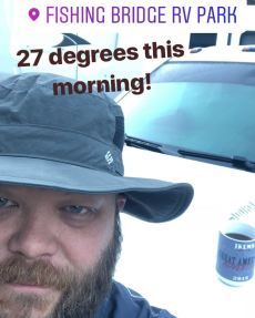 27 degrees